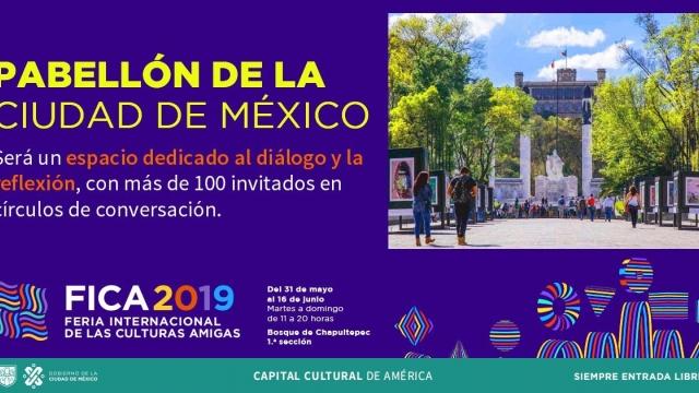 Pabellón de la Ciudad de México