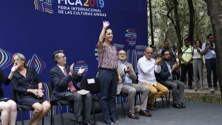 Inicia la Feria Internacional de las Culturas Amigas 2019